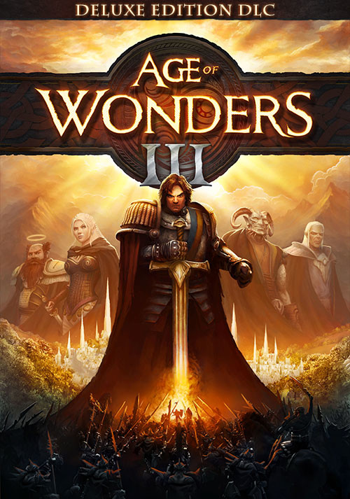 Age of Wonders III - Deluxe Edition DLC - Cover