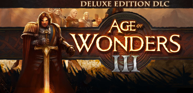 Age of Wonders III - Deluxe Edition DLC - Cover / Packshot