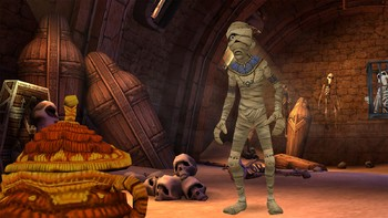 Screenshot4 - Sphinx and The Cursed Mummy