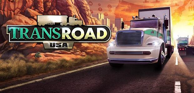TransRoad: USA - Cover / Packshot