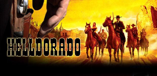 Helldorado - Cover / Packshot
