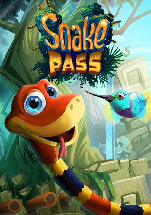 Snake Pass - Cover / Packshot