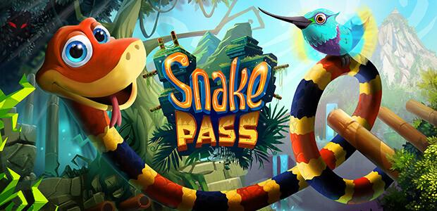 Snake Pass - Cover / Packshot