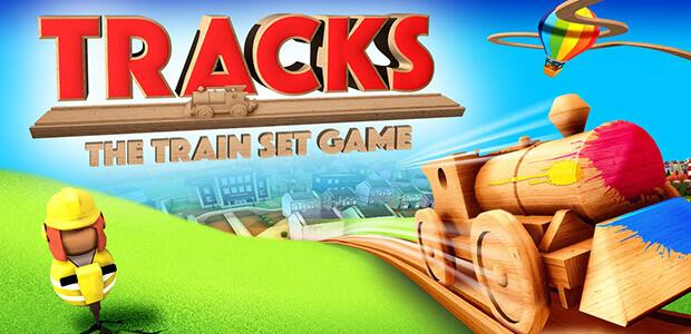 Tracks - The Train Set Game - Cover / Packshot