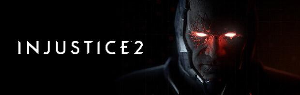 INJUSTICE 2 - Play as Darkseid