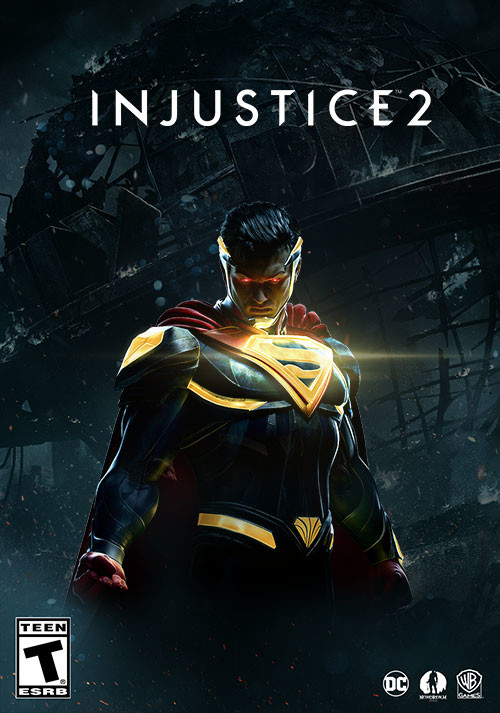 Injustice 2 - Packshot