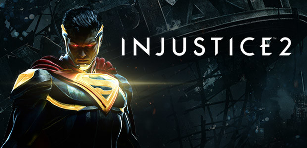 Injustice 2 - Cover / Packshot