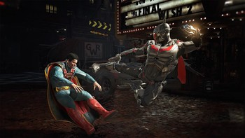 Screenshot1 - Injustice 2