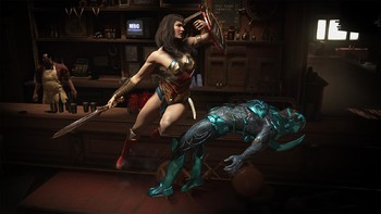 Screenshot3 - Injustice 2
