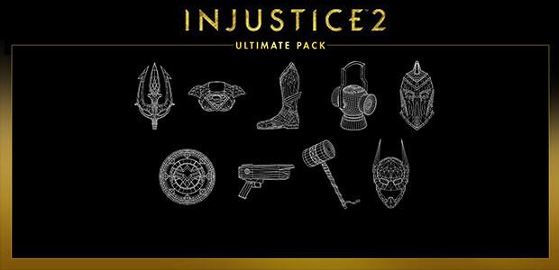 Injustice 2 - Ultimate Pack - Cover / Packshot