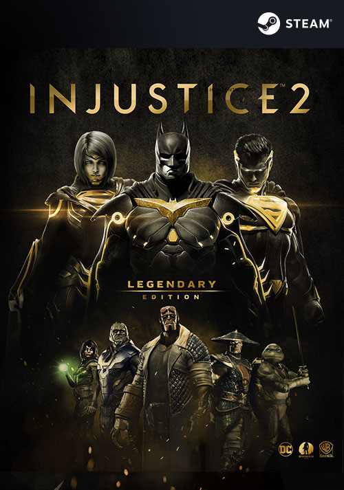 Injustice 2 - Legendary Edition - Cover