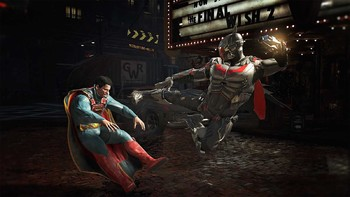 Screenshot1 - Injustice 2 - Legendary Edition