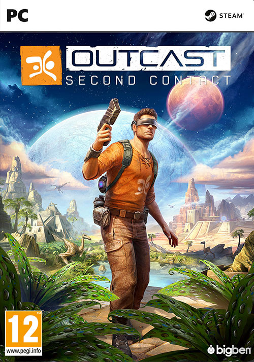 Outcast - Second Contact - Packshot