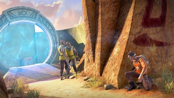 Screenshot1 - Outcast - Second Contact