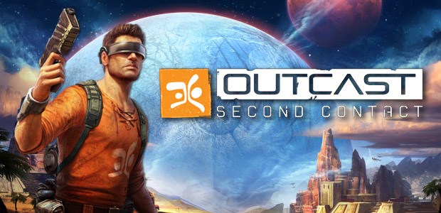 Outcast - Second Contact - Cover / Packshot