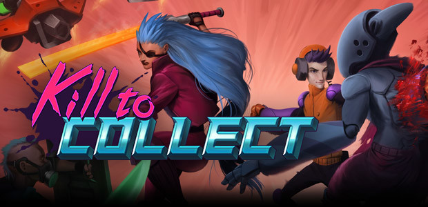 Kill to Collect - Cover / Packshot