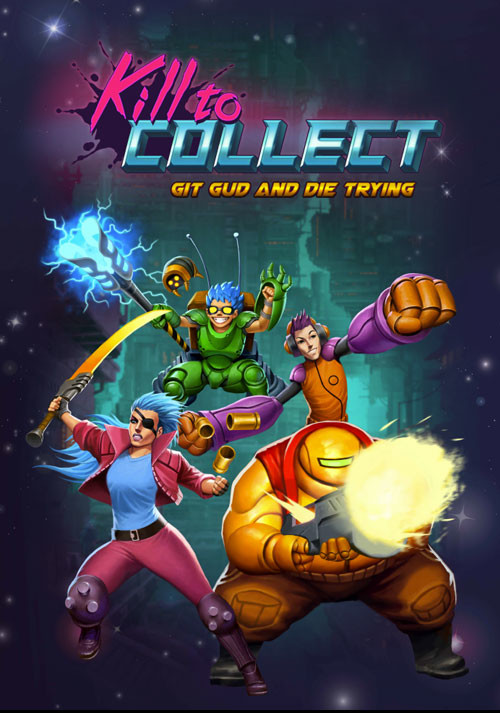 Kill to Collect - Cover