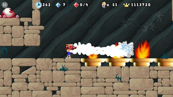 Screenshot4 - Giana Sisters 2D