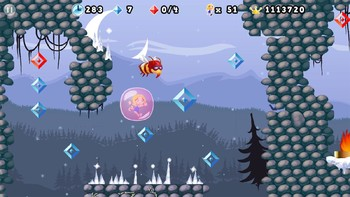 Screenshot8 - Giana Sisters 2D