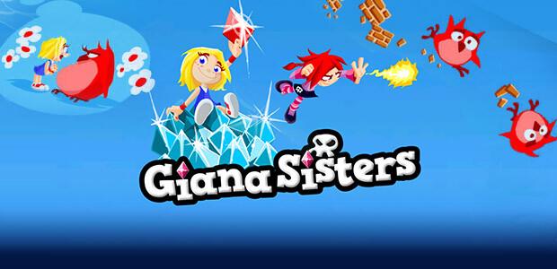 Giana Sisters 2D - Cover / Packshot