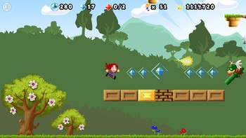 Screenshot5 - Giana Sisters 2D