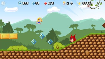 Screenshot7 - Giana Sisters 2D