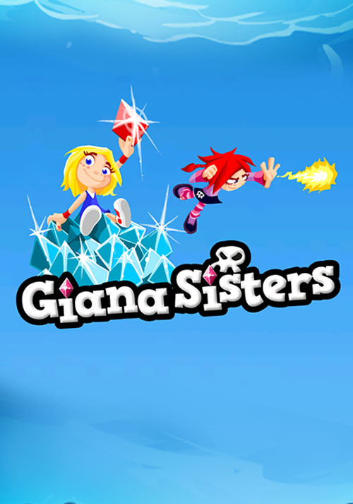 Giana Sisters 2D - Cover / Packshot