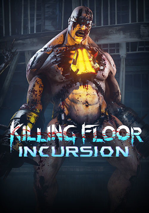 Killing Floor: Incursion - Cover / Packshot