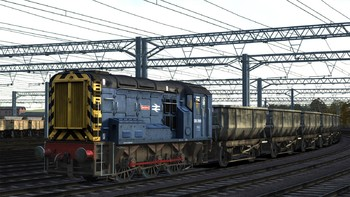 Screenshot3 - Train Simulator: Woodhead Electric Railway in Blue Route Add-On