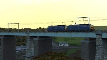 Screenshot7 - Train Simulator: Woodhead Electric Railway in Blue Route Add-On