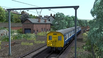 Screenshot2 - Train Simulator: Woodhead Electric Railway in Blue Route Add-On