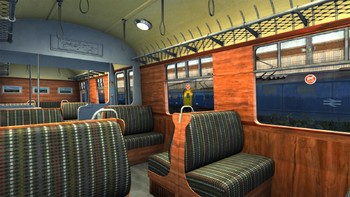 Screenshot5 - Train Simulator: Woodhead Electric Railway in Blue Route Add-On