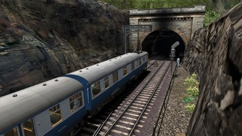 Screenshot6 - Train Simulator: Woodhead Electric Railway in Blue Route Add-On