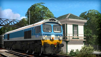 Screenshot1 - Train Simulator: Chatham Main & Medway Valley Lines Route Add-On