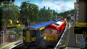 Screenshot2 - Train Simulator: Chatham Main & Medway Valley Lines Route Add-On
