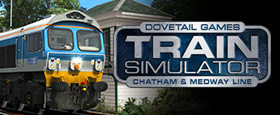 Train Simulator: Chatham Main & Medway Valley Lines Route Add-On