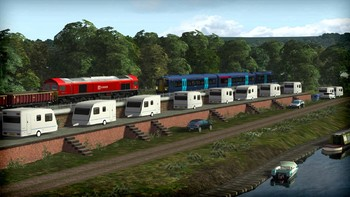 Screenshot3 - Train Simulator: Chatham Main & Medway Valley Lines Route Add-On
