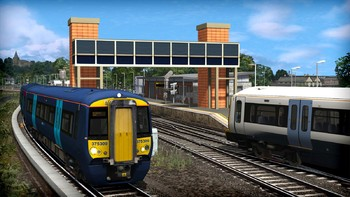 Screenshot4 - Train Simulator: Chatham Main & Medway Valley Lines Route Add-On
