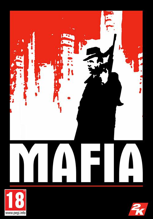 Mafia - Cover / Packshot