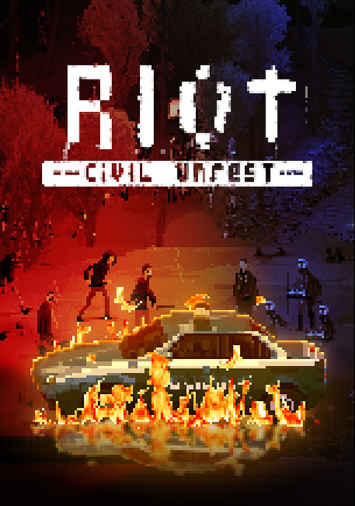 RIOT - Civil Unrest - Cover