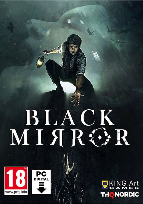 Black Mirror - Cover / Packshot