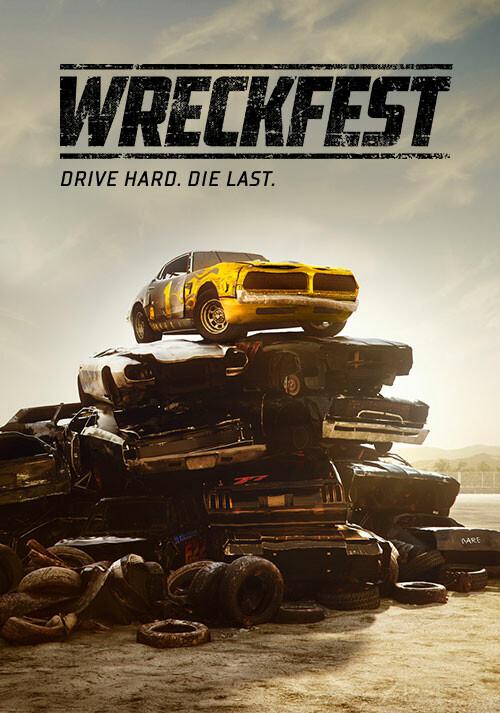 Wreckfest - Cover / Packshot