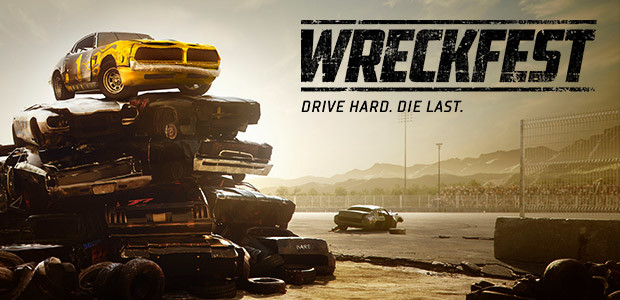 Wreckfest - Cover / Packshot