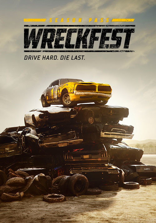 Wreckfest - Season Pass - Cover / Packshot