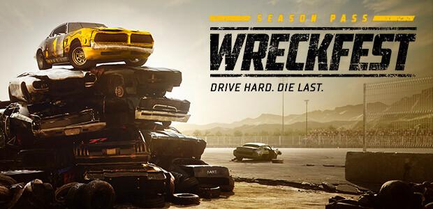 Wreckfest - Season Pass - Cover / Packshot