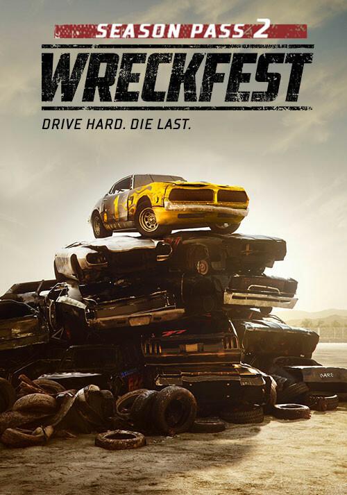 Wreckfest - Season Pass 2 - Cover / Packshot