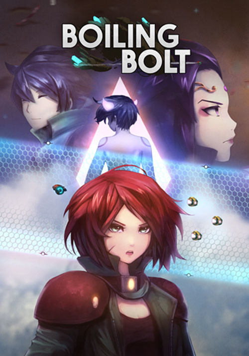 Boiling Bolt - Cover / Packshot