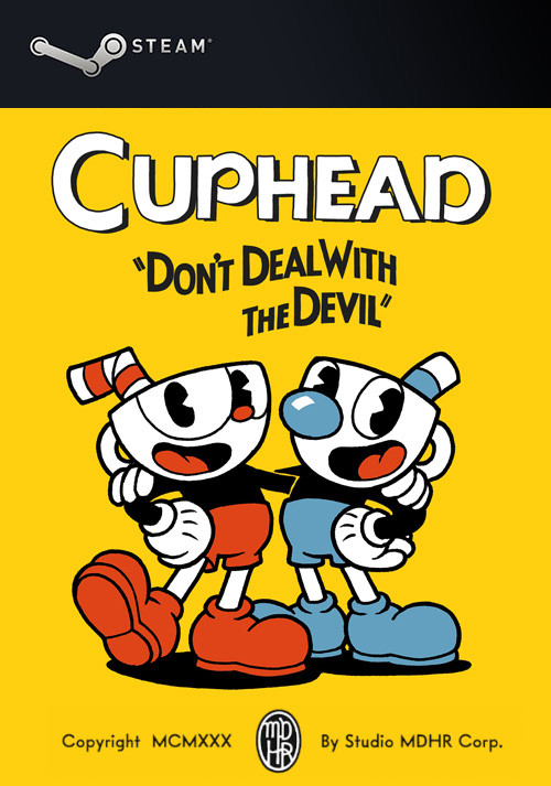 Cuphead - Cover / Packshot
