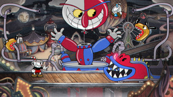 Screenshot1 - Cuphead