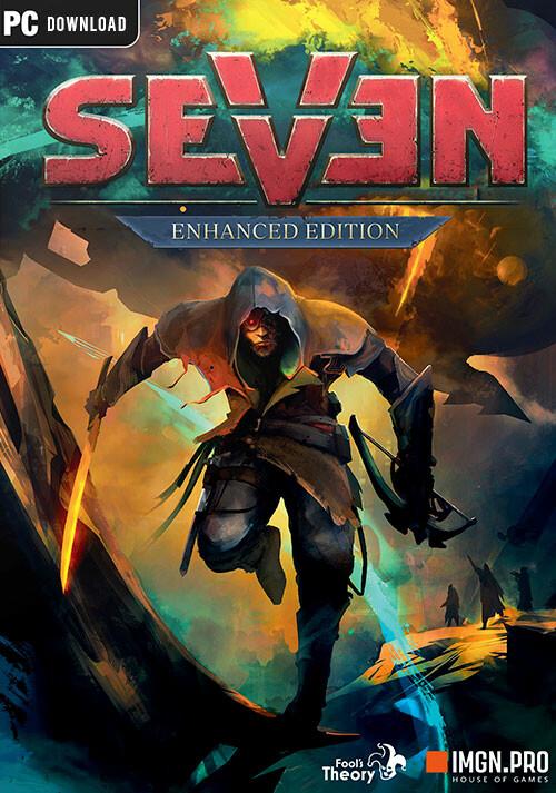 Seven: The Days Long Gone - Packshot